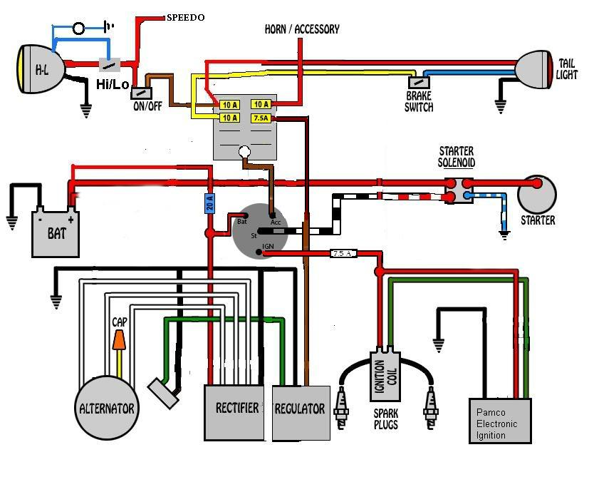 ignition key wiring diagram key wiring diagram