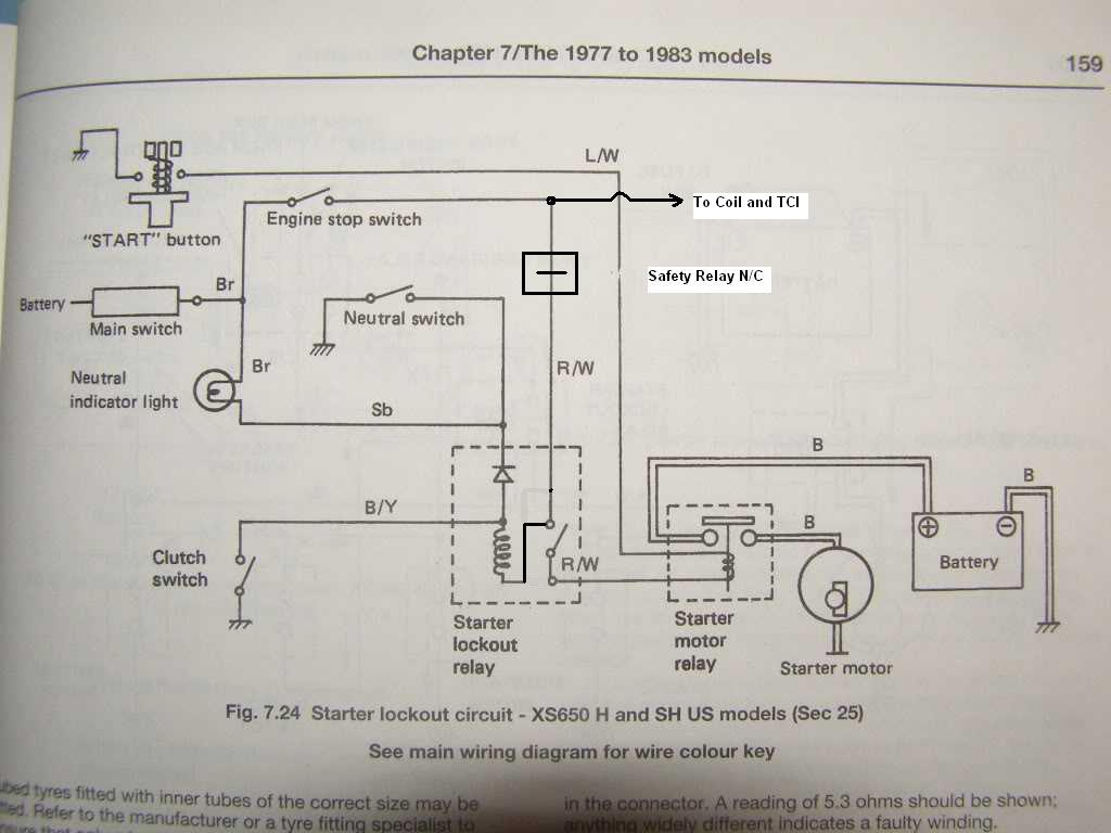No Spark - wiring issue? | Yamaha XS650 Forum