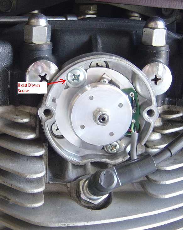 Installed PAMCO ignition and      Nothing | Welcome to the
