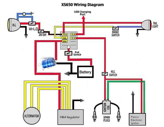 49cc mini chopper wiring diagram twitcane